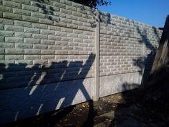 двухсторонний забор