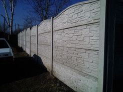 Забор двухсторонний харьков