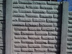 Eврозабор бетонный Фото 2