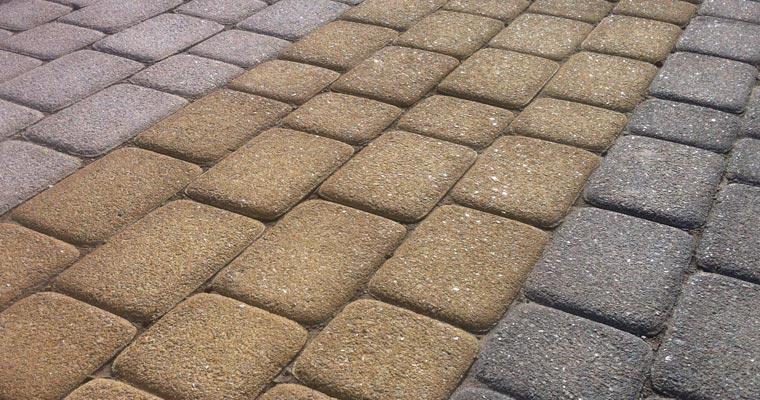 Укладка тротуарной плитки в Харькове